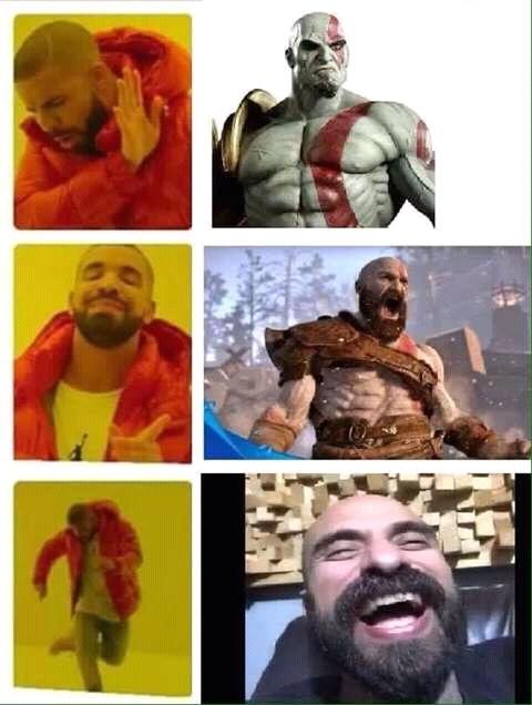 El momo ha evolucionado - meme