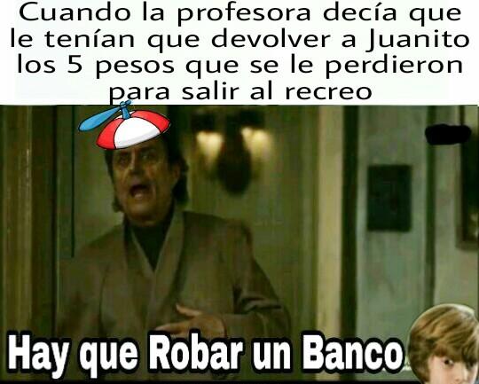 Un Banco - meme