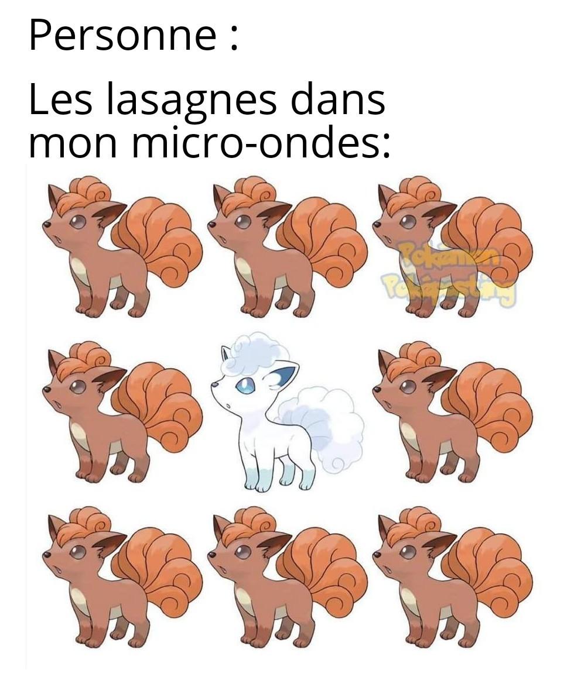 Goupix d'Alola - meme