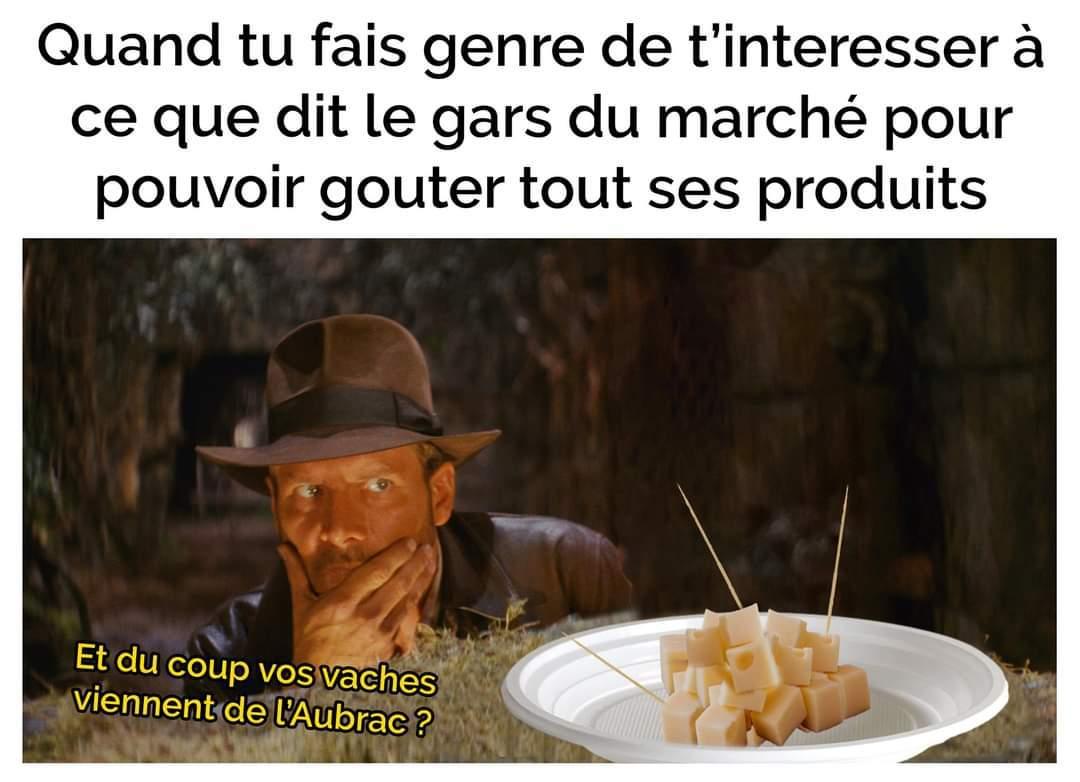 Ah la Lozère! - meme