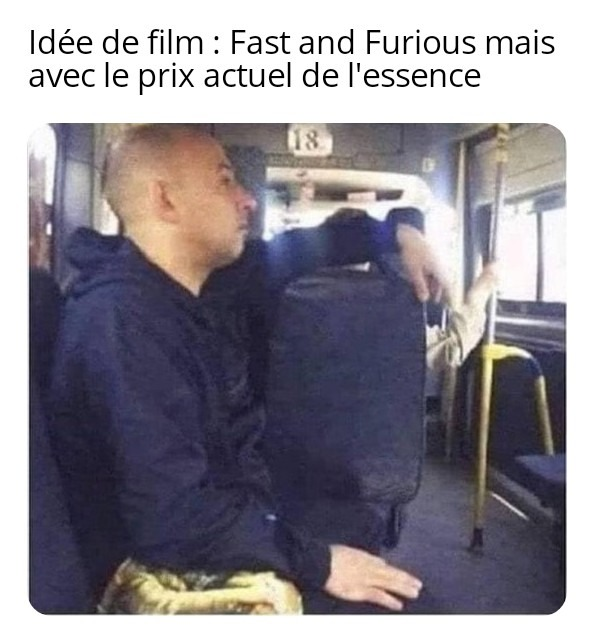 Fast and Furious mini budget - meme