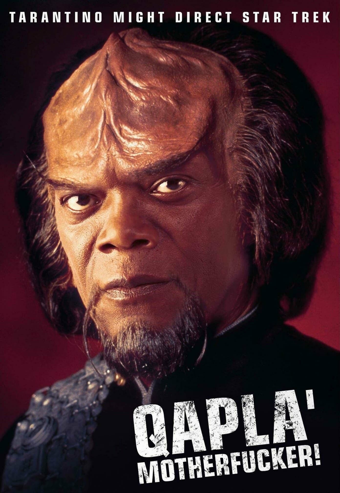 I'm a Klingon now motherfucker. - meme