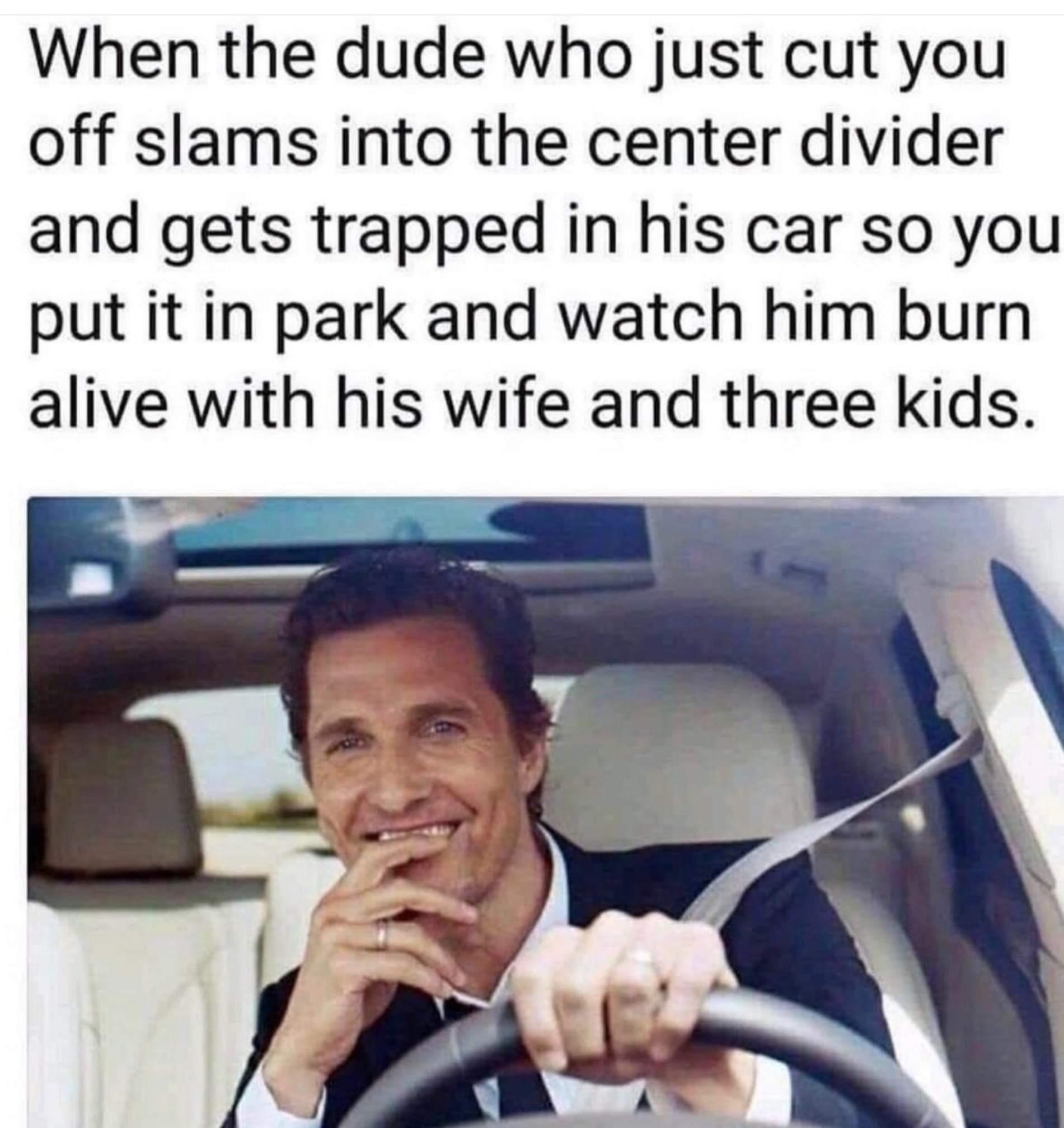 Damn, that's some dark shit - meme