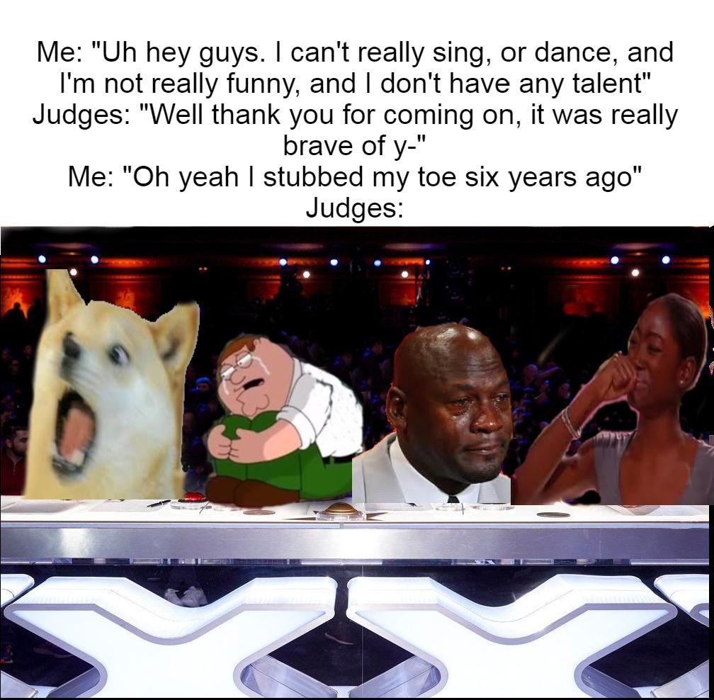 haha I do a funneh - meme