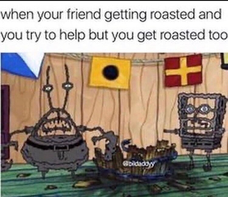 died together - meme