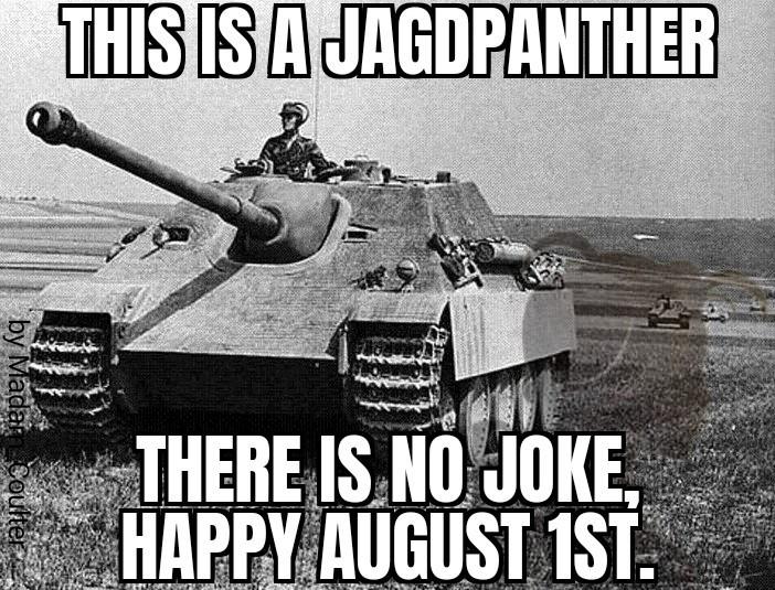 Jagdpanther - meme
