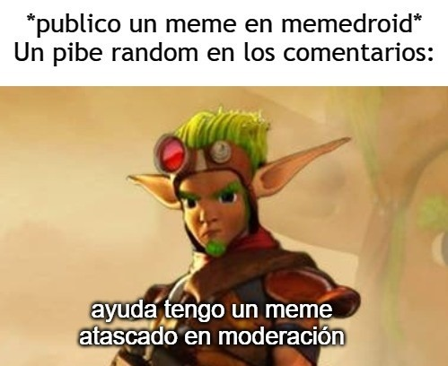 un pibe random - meme