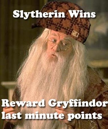 Steve Harvey of the Harry Potter universe - meme