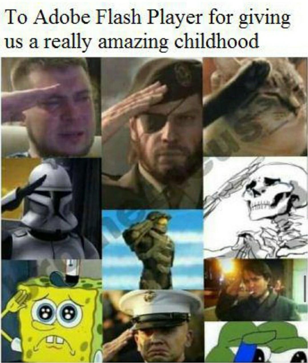 Gbye - meme