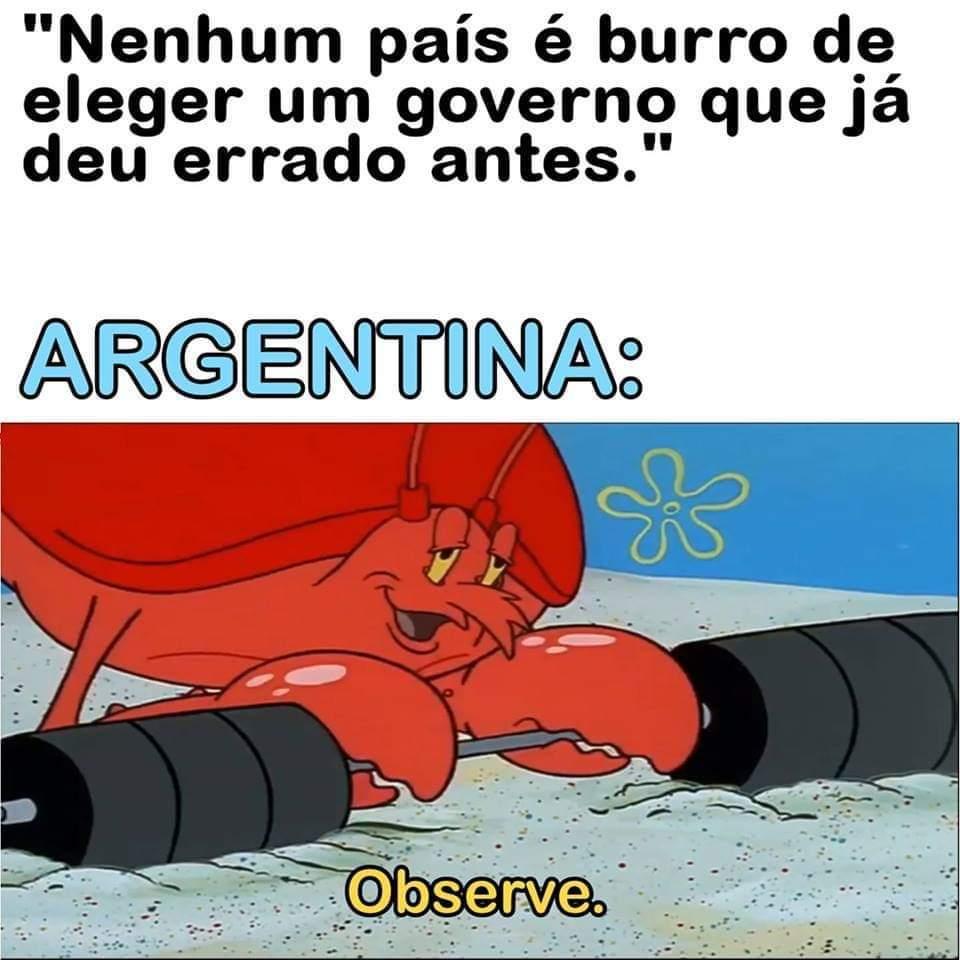 Pobres, Boludos! - meme