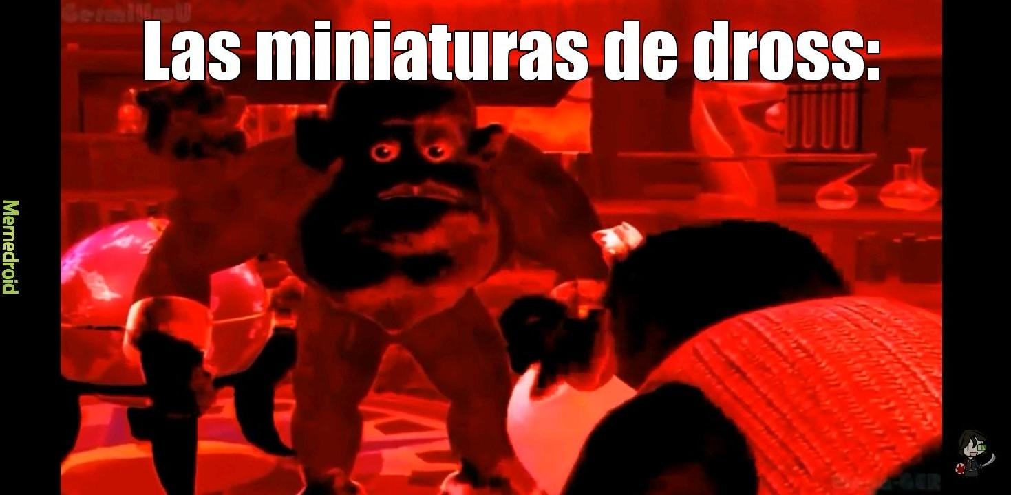 Dross - meme