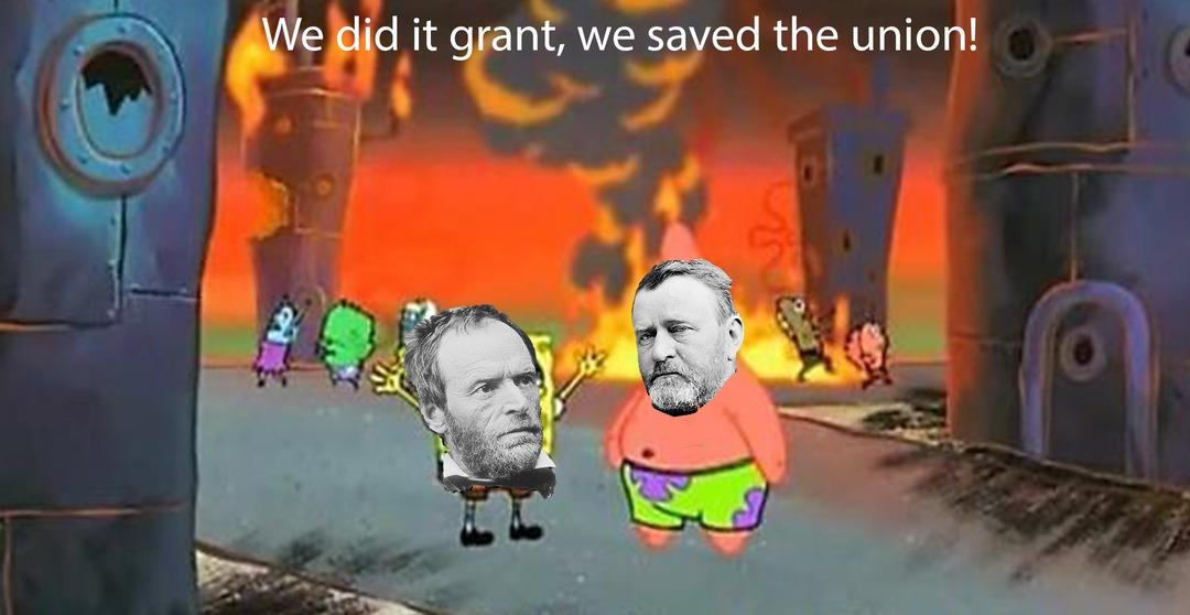 American Villians - meme