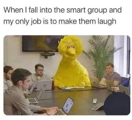 Laugh laugh - meme
