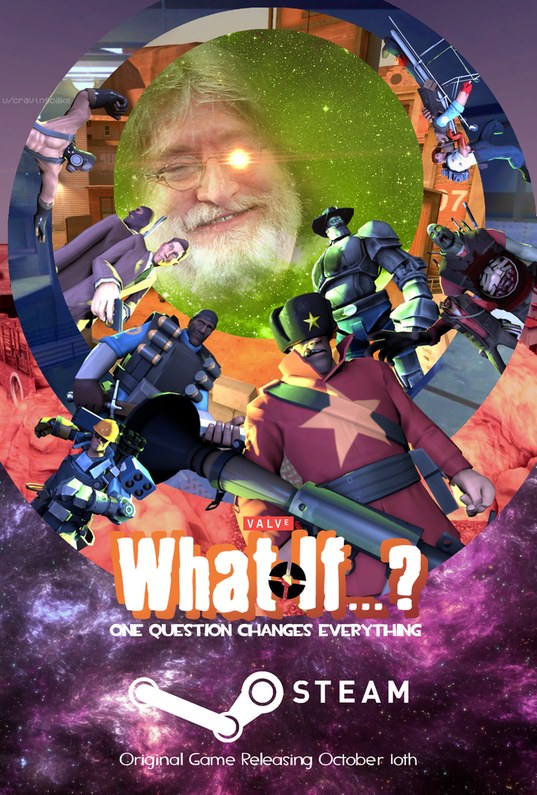 WHAT IF?... - meme
