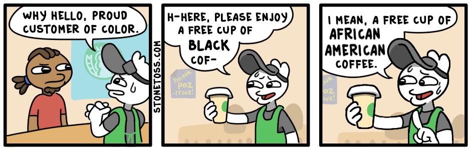 """""""African American"""" Coffee - meme"""