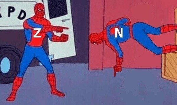 Solo gente inteligente - meme
