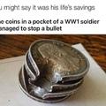 life's savings