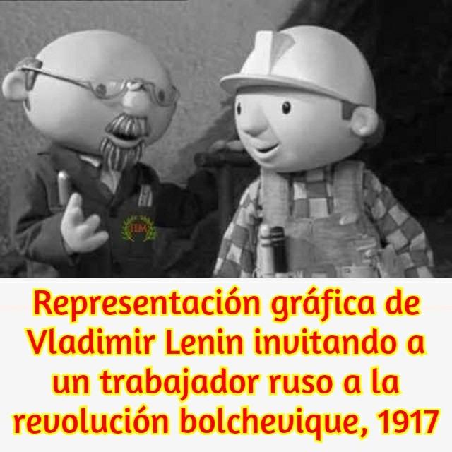 Bob el Comunista - meme