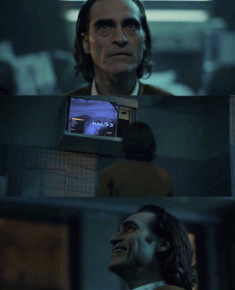 <3 Halo 3 - meme