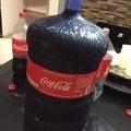 put the coke back into Coca Cola