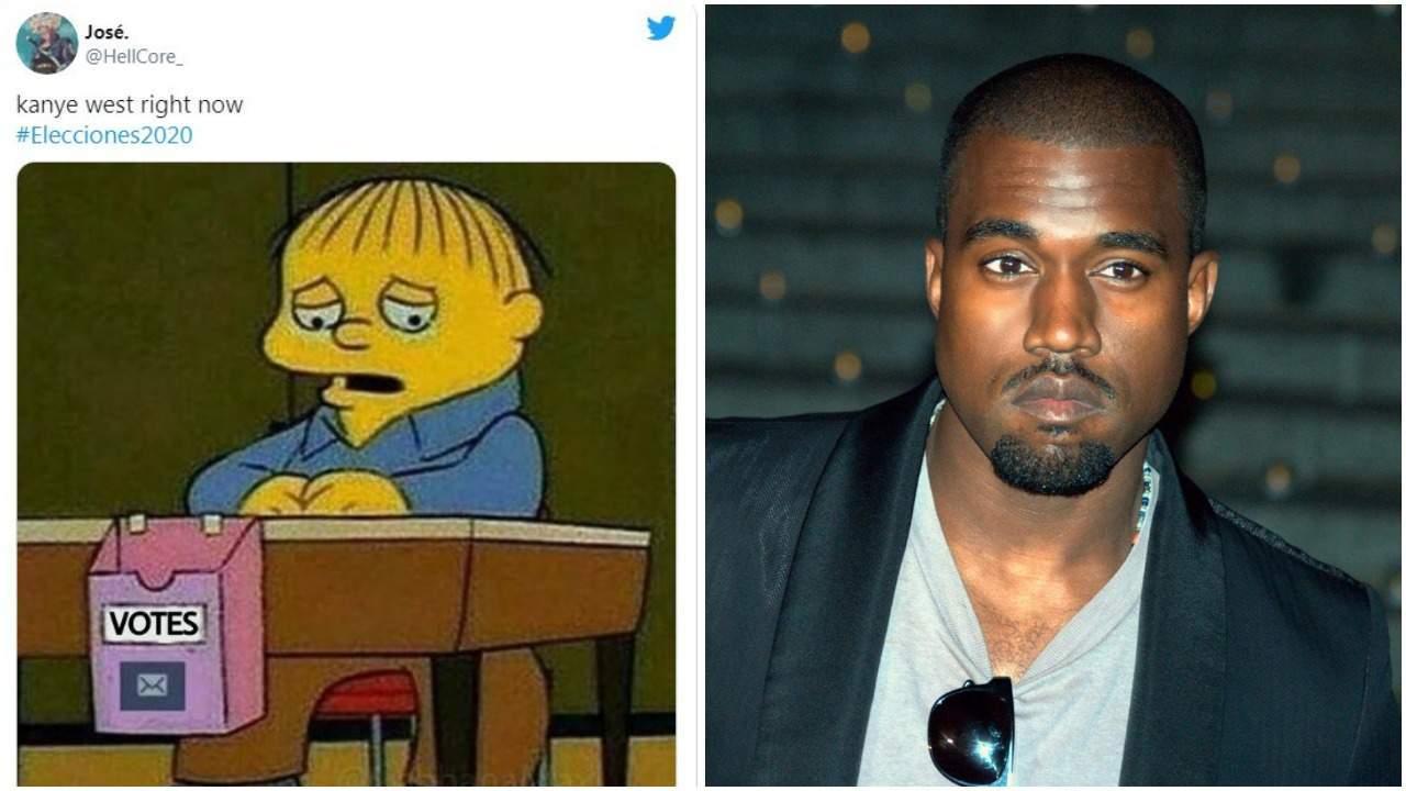 Sad Kanye - meme