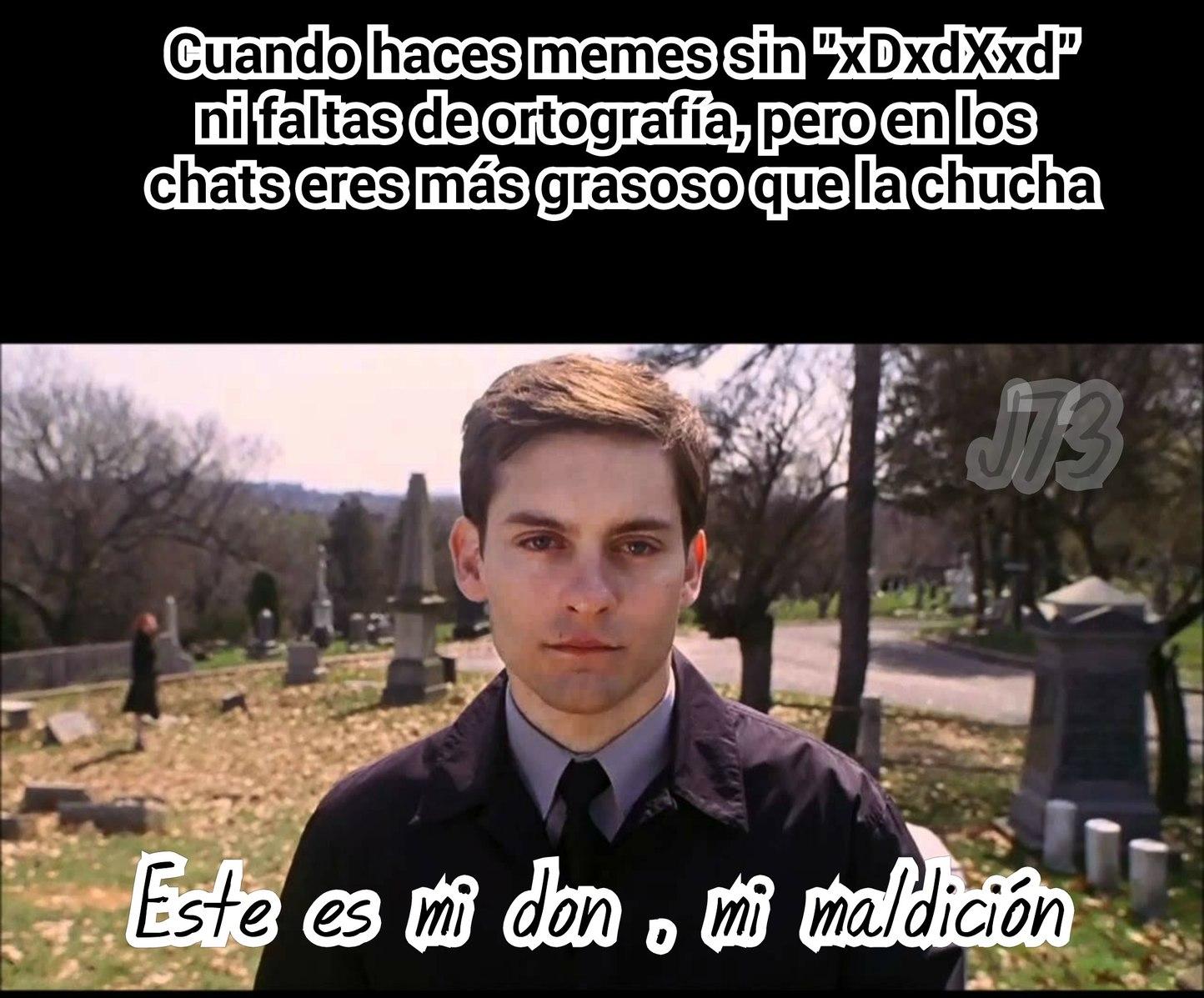 Mi realidad - meme