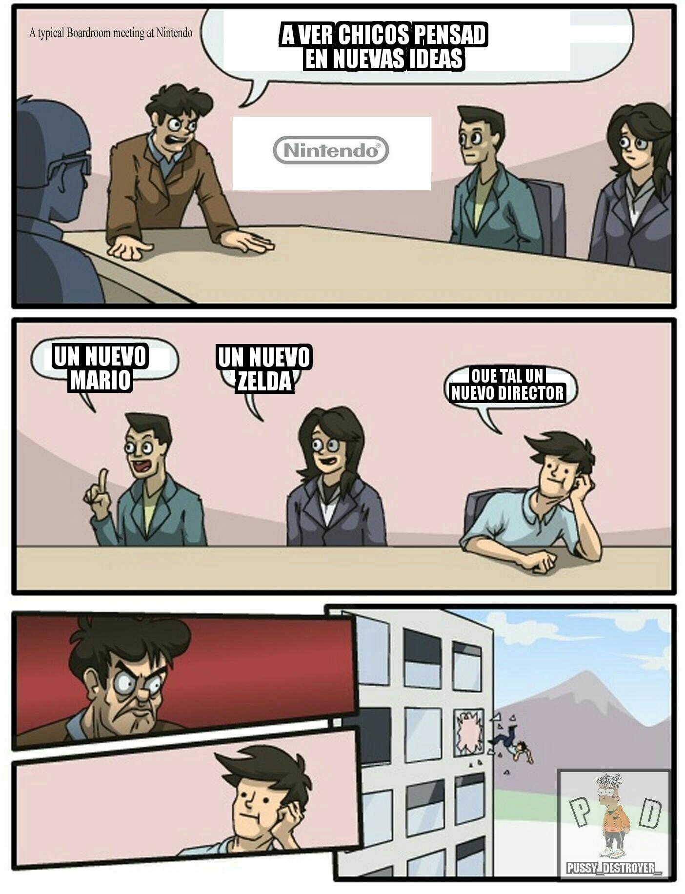 Director - meme