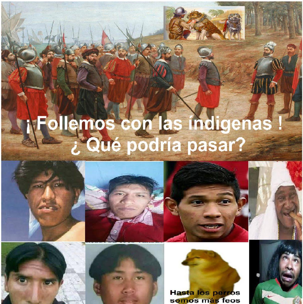 PERDONEN LA CALIDAD, PERO TENÍA QUE HACERLO CHICO PARA PODER SUBIRLO - meme