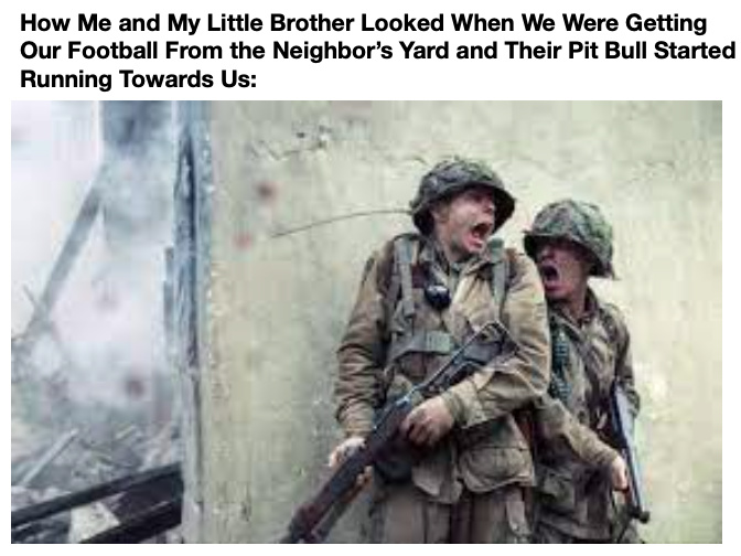 Band of Brothers - meme