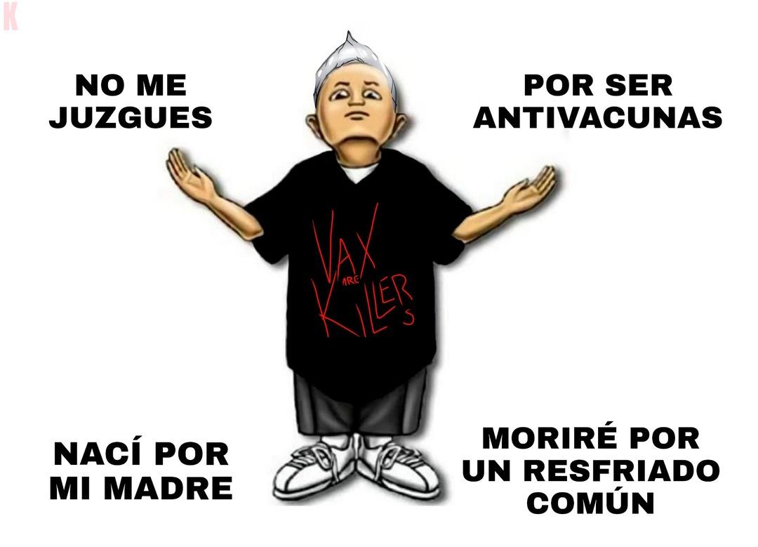 ANTIVACUNAS XD - meme