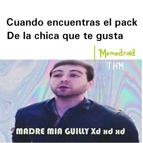 Guily aiuda - meme