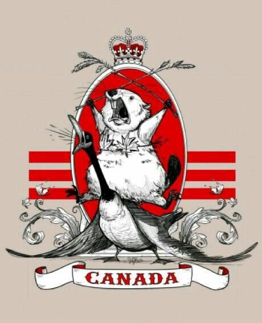 Canada day - meme