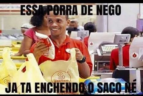 "Humor ""negro"" - meme"