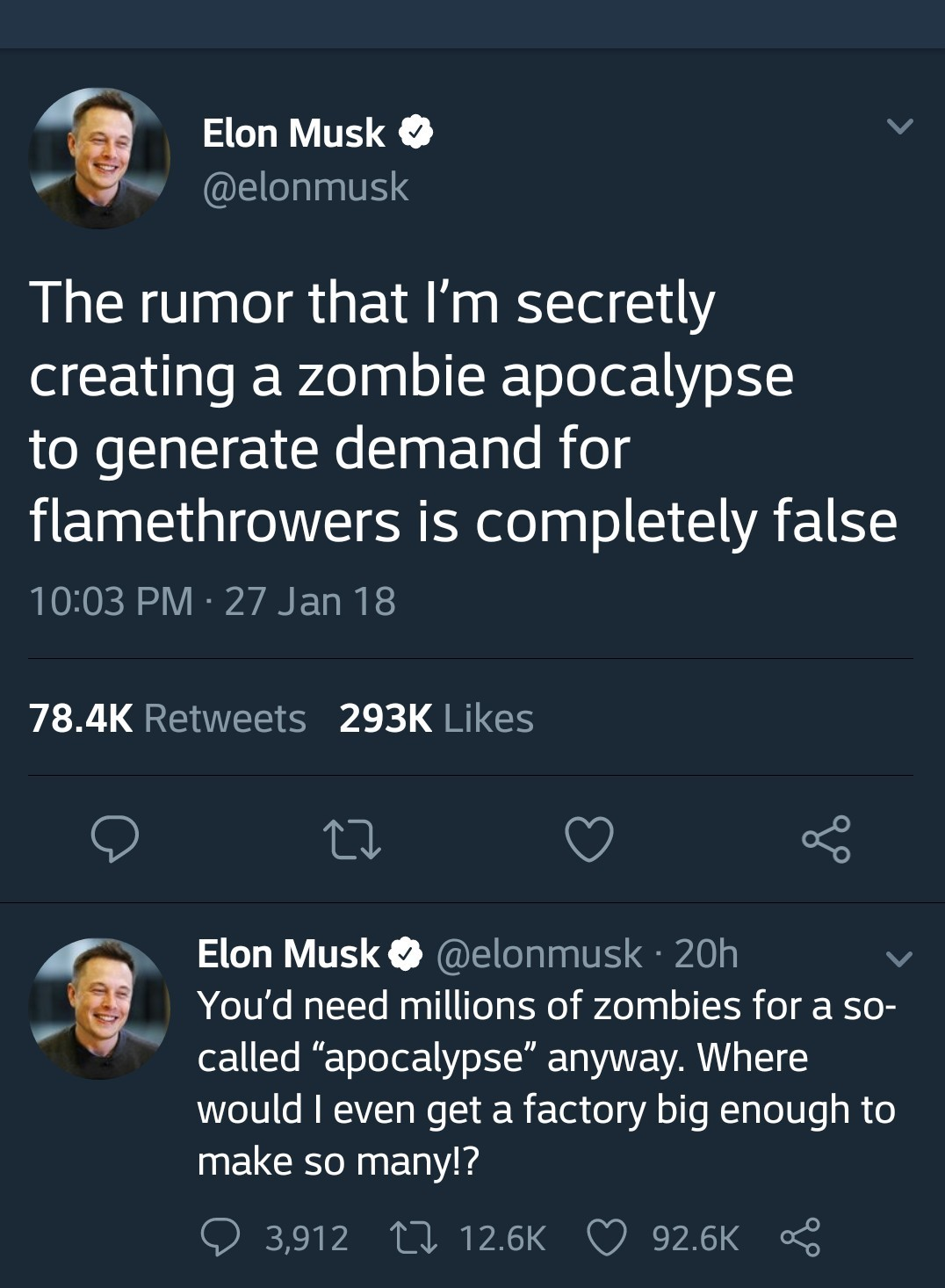 The zombies are coming - meme