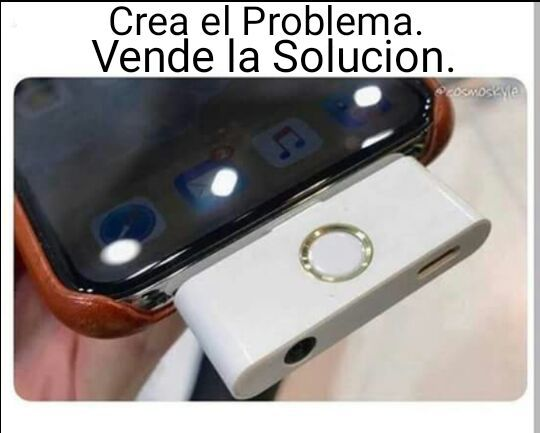 Estos de apple - meme