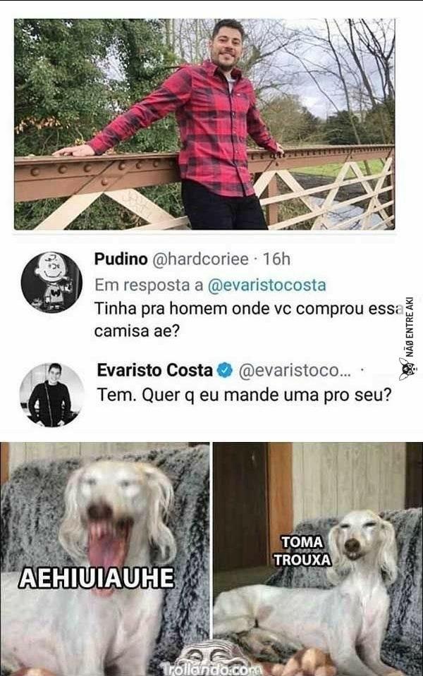 EvaristoGod - meme