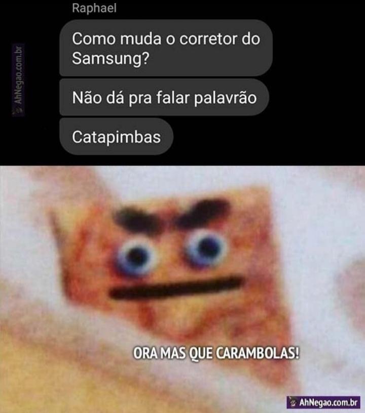 Carambolas - meme