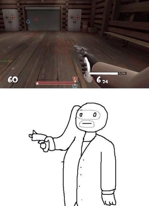 le hombro - meme