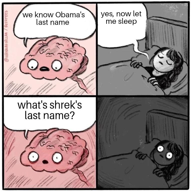 Who knows - meme