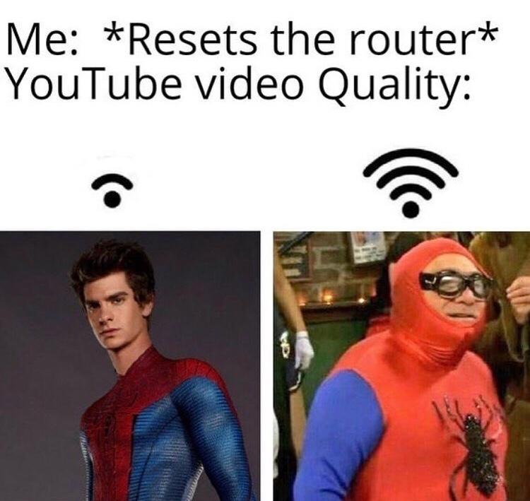 I prefer the lower one - meme