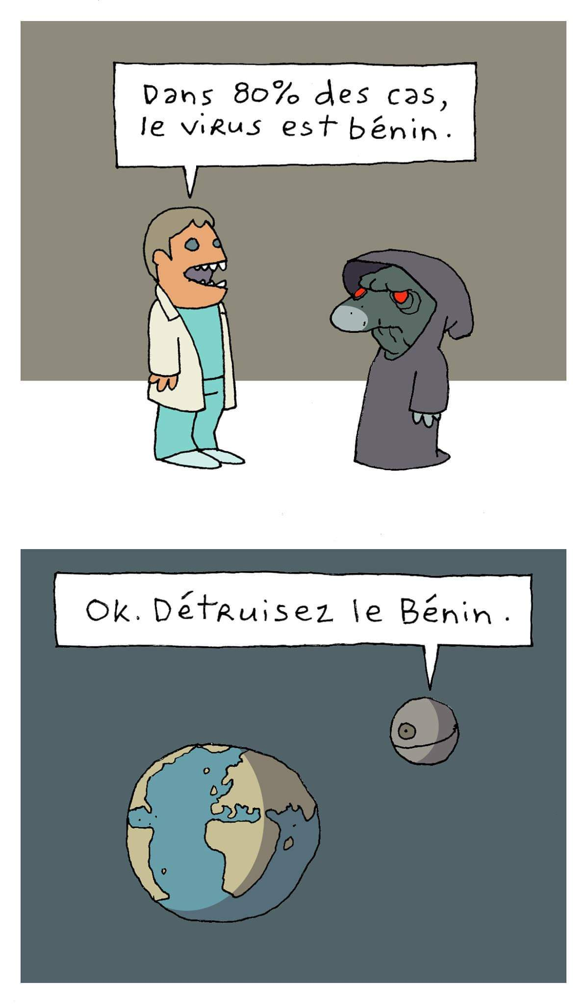 Power of the Dark Side - meme