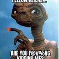 Alien Sperm Press Conference