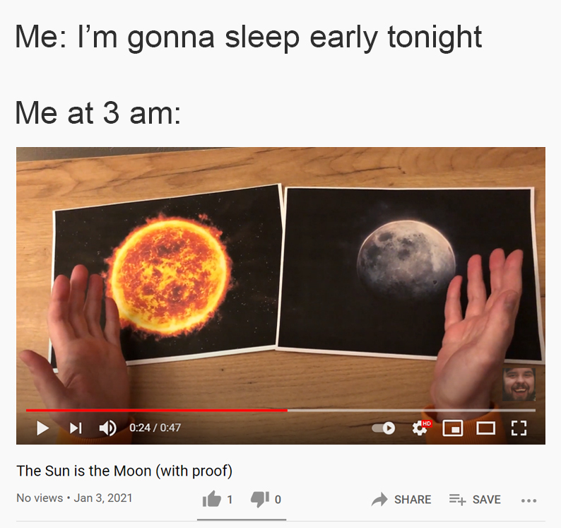 Me at 3AM - meme