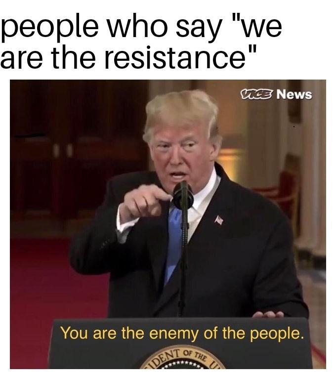 Resistência o krl - meme