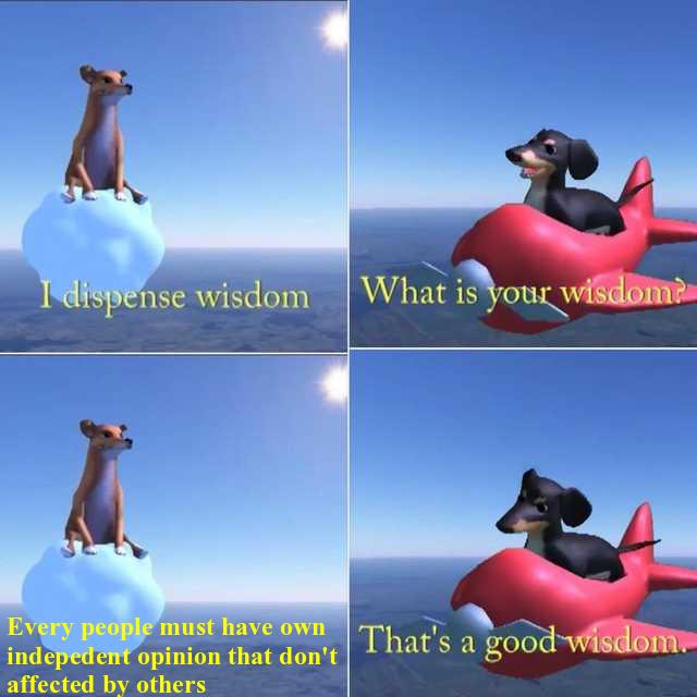Mag-wisdom - meme