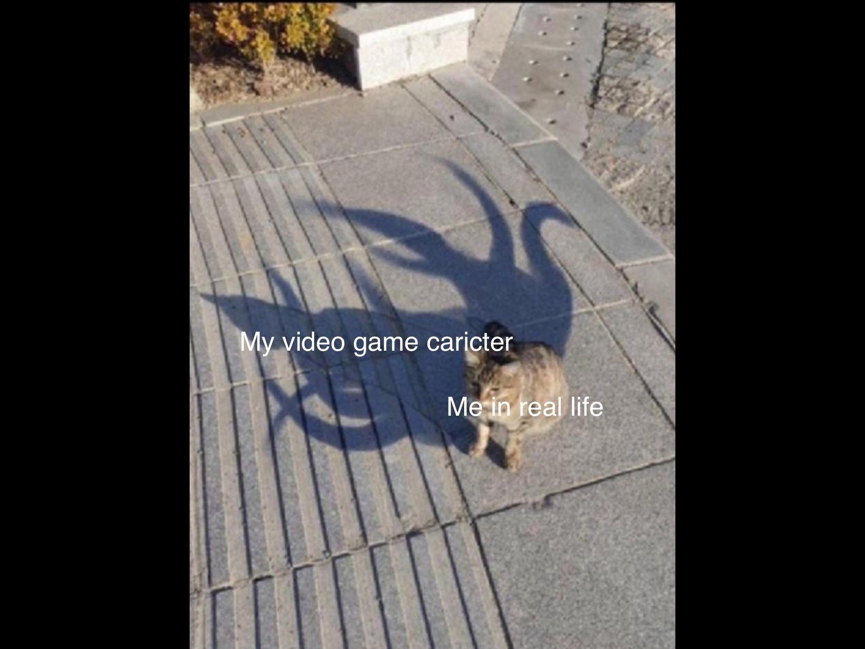 5th world godess vs the real you - meme