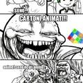 Cito e ringrazio Dogeon per avermi aiutato a fare il meme