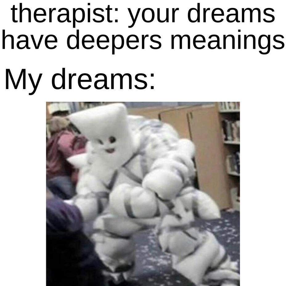 Dreams.exe - meme