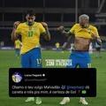 Q isso Neymar ? Tú é Man ?