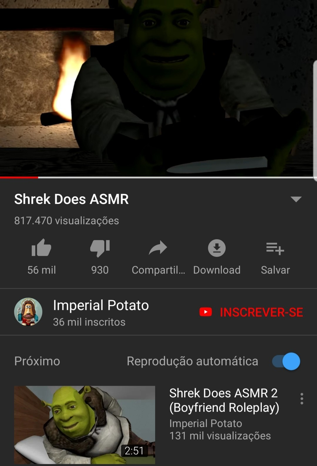 Um clássico - meme